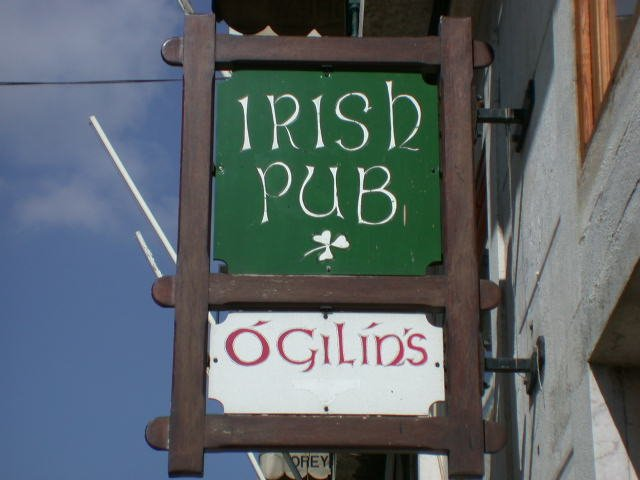 O`Gilins Irish Pub