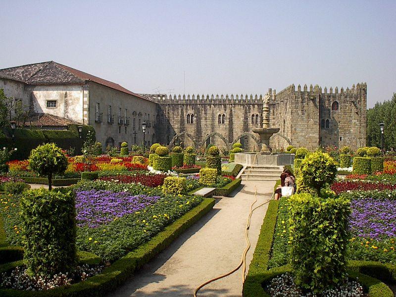 Jardim de Santa Bárbara