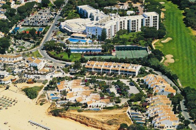 Dona Filipa & San Lorenzo Golf Resort - vista geral
