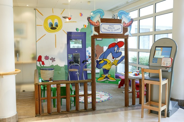Novotel Setúbal - Kids club