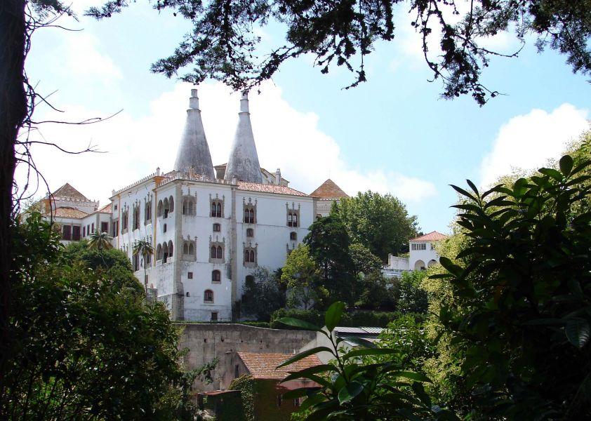 Palácio Nacional de Sintra (Palácio da Vila)