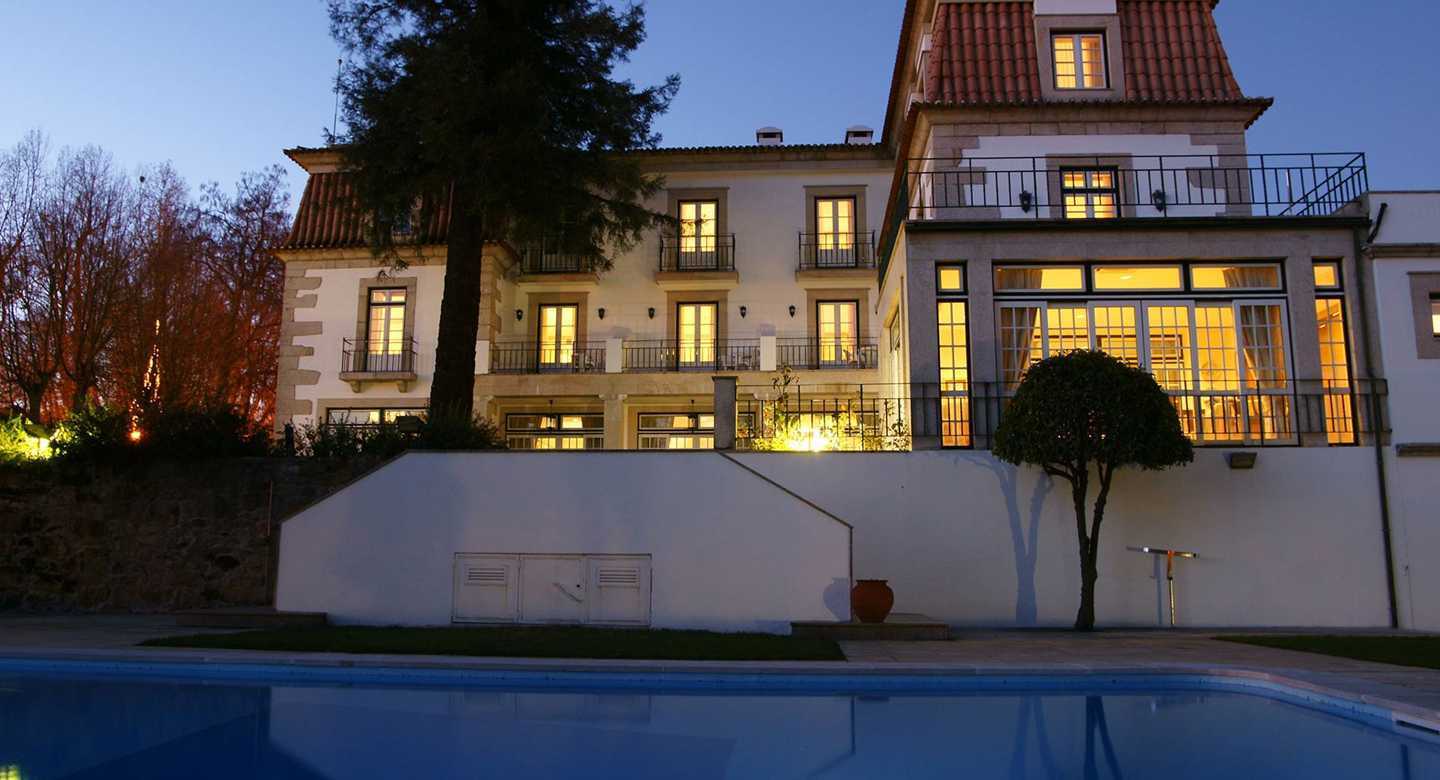 Pousada palacete alij douro charming hotels for Charming hotels