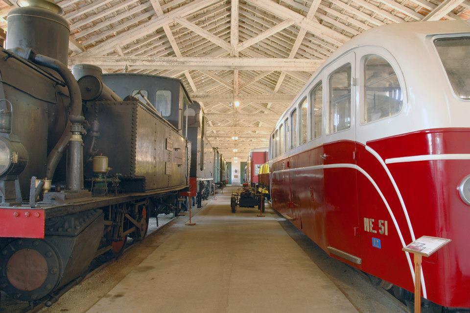 Resultado de imagem para Museu Ferroviário macinhata
