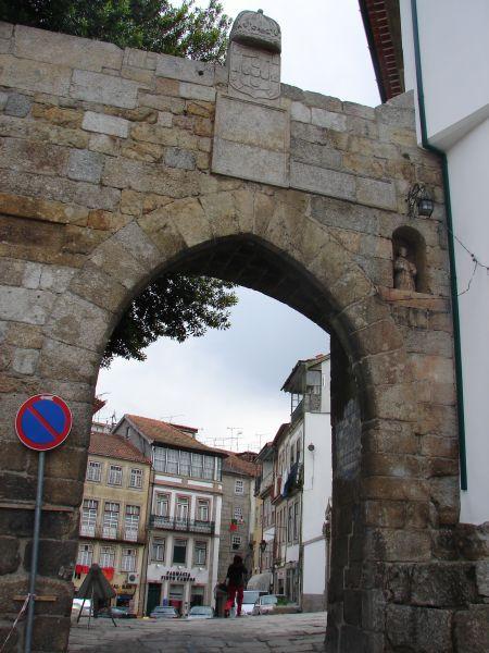 Muralhas e Portas Antigas da Cidade de Viseu