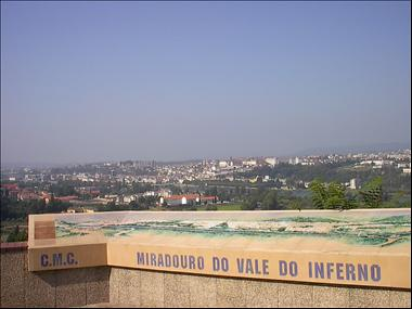 Miradouro do Vale do Inferno