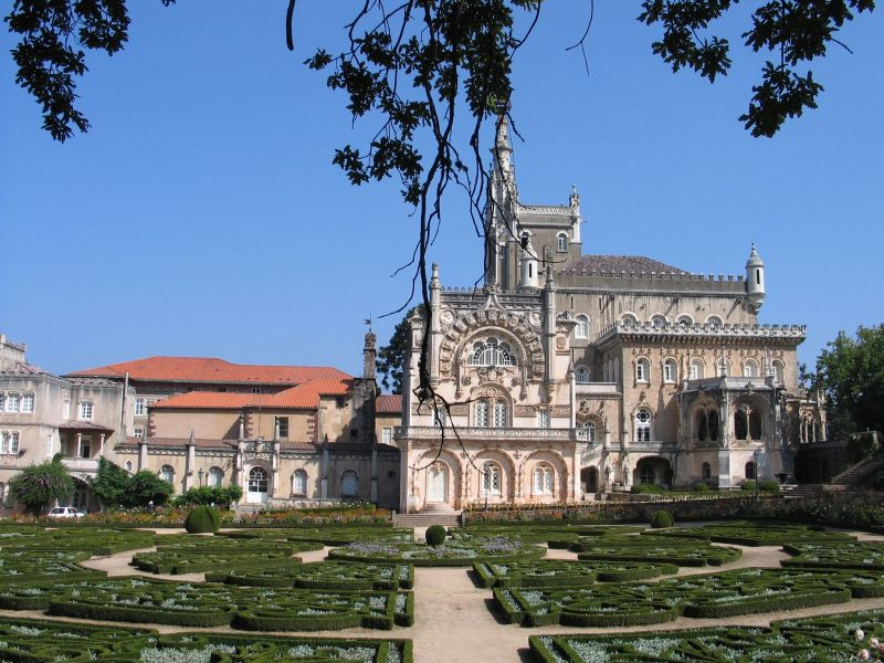 Palace Hotel do Bussaco - Exterior