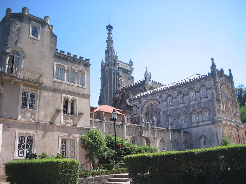 Palace Hotel do Bussaco - Palácio e Convento
