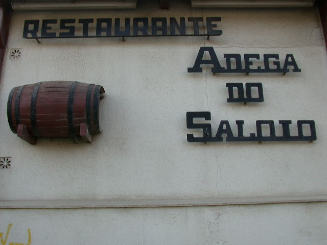 Restaurante Adega do Saloio
