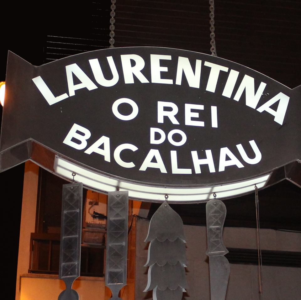 Restaurante Laurentina - O Rei do Bacalhau