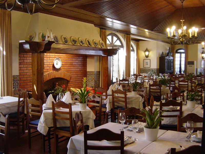 Restaurante O Manjar do Marquês