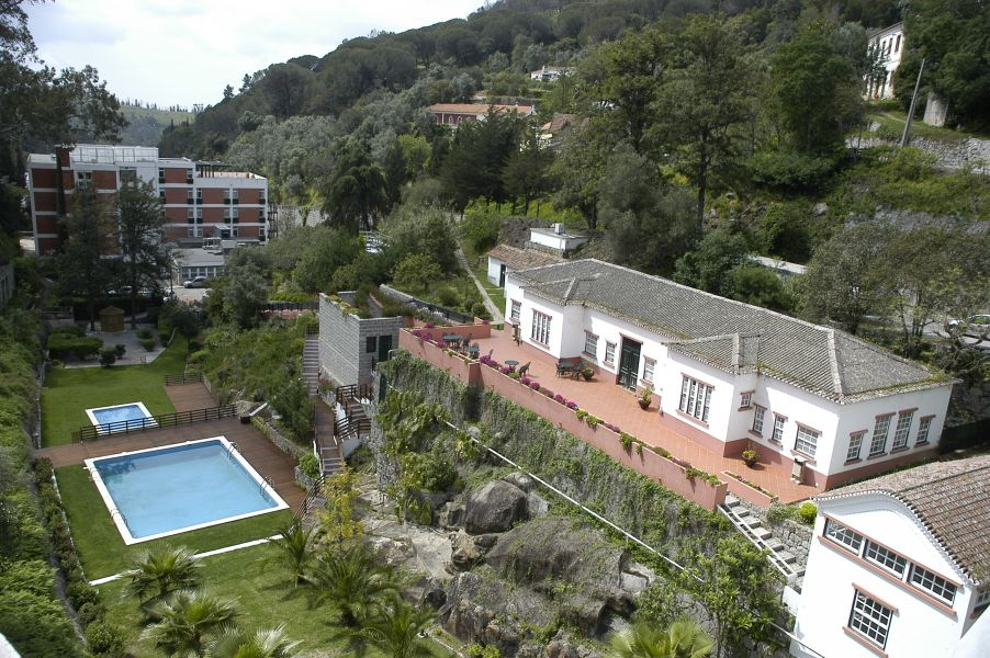 Villa Termal das Caldas de Monchique