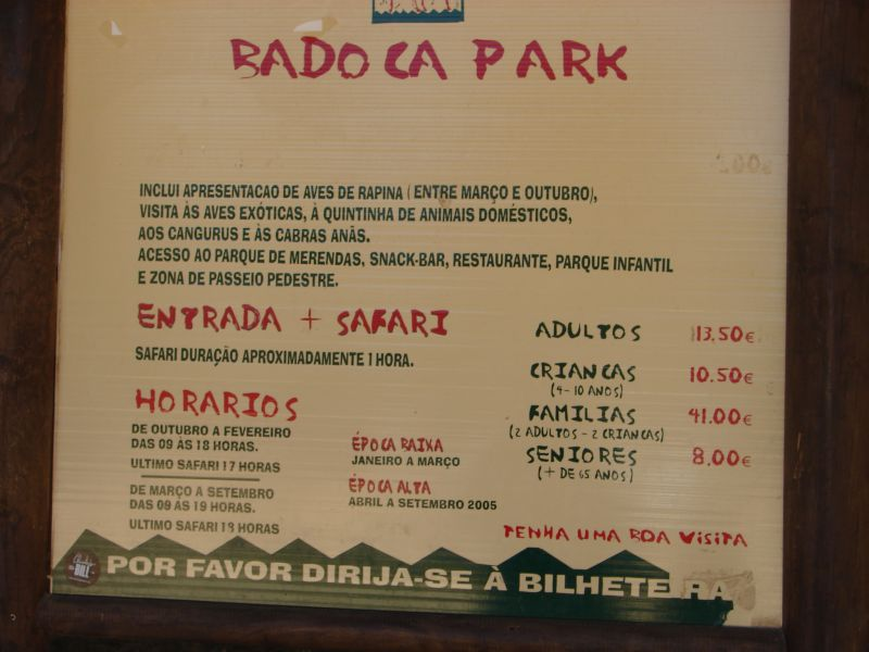 badoca safari park mapa Badoca Safari Park badoca safari park mapa