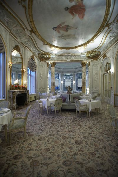 Restaurante Valle Flor do Pestana Palace Hotel