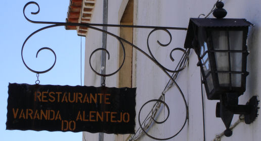 Restaurante Varanda do Alentejo