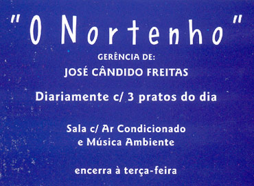 Restaurante O Nortenho