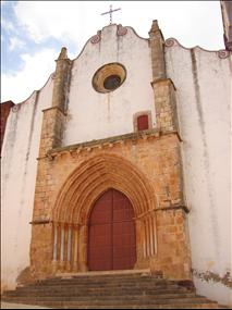 Sé Catedral de Silves