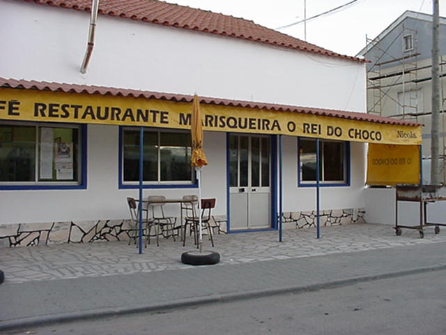 Restaurante Marisqueira O Rei do Choco
