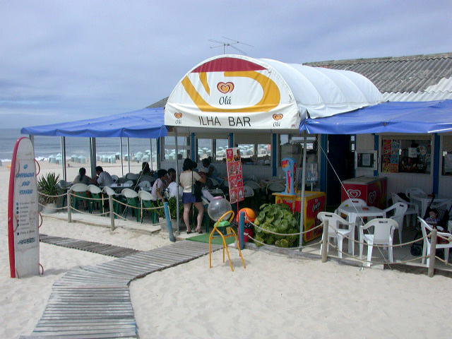 Restaurante Ilha Bar