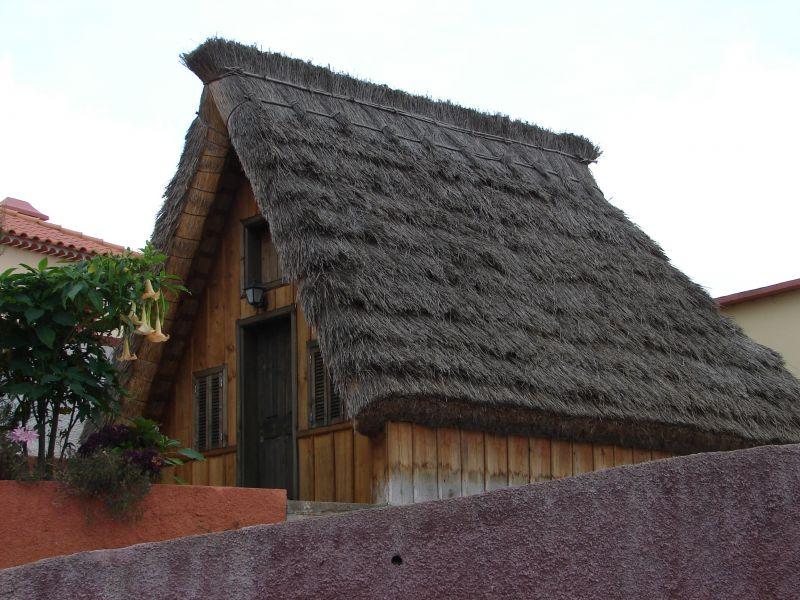 Casas Típicas de Santana