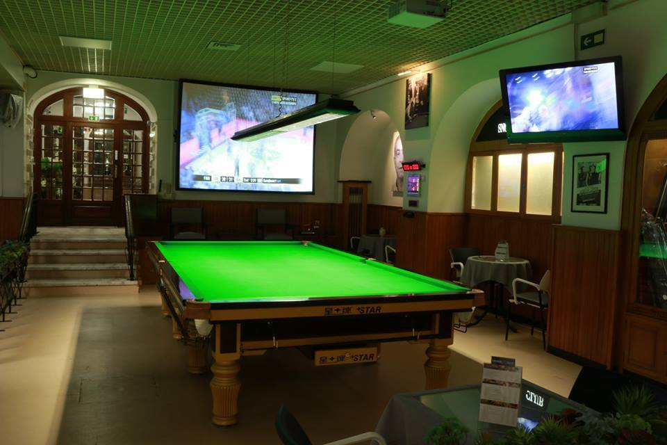 Snooker Aguia Club