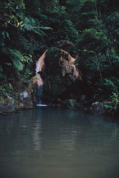 Monumento Natural Regional da Caldeira Velha