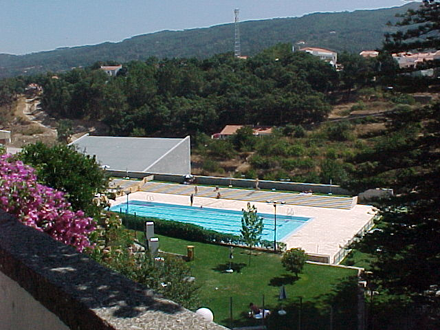 Piscina Municipal de Monchique