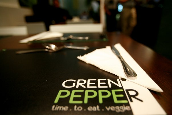 Restaurante Green Pepper