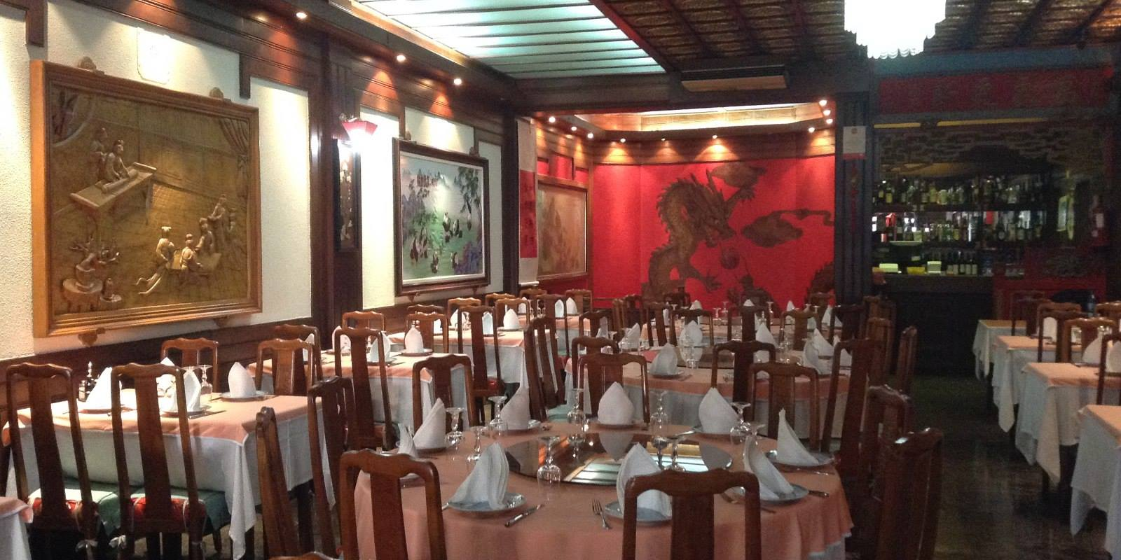 Restaurante King Long