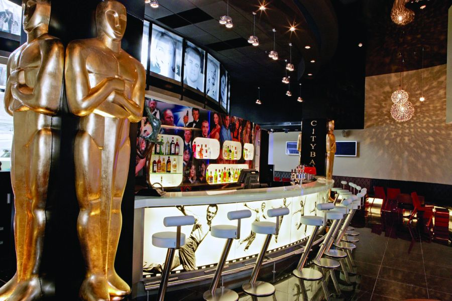 City Bar Cinema city