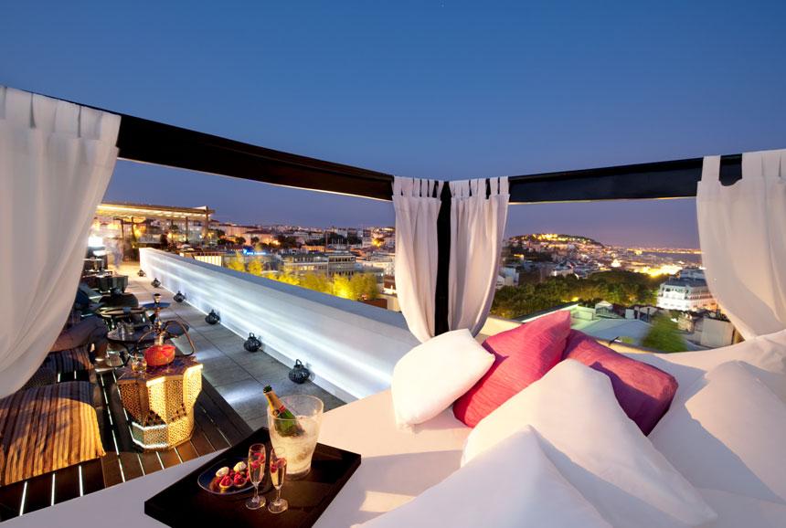 Sky Bar Tivoli Lisboa
