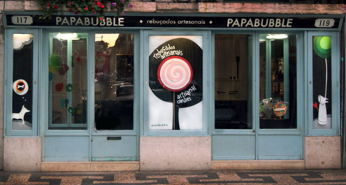 Papabubble Lisboa