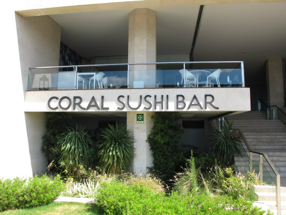Coral - A Sushi Concept