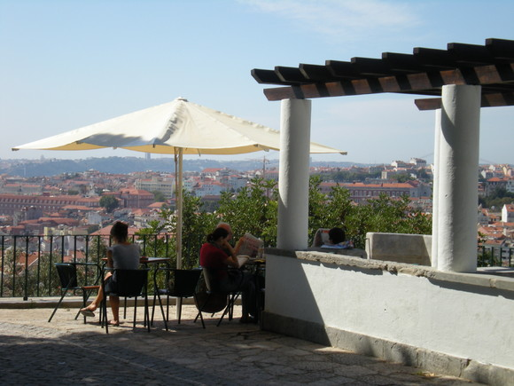 Café Esplanada do Miradouro do Monte Agudo