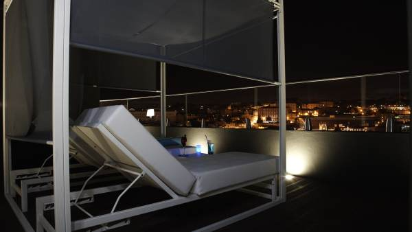 Rooftop Bar do Hotel Mundial