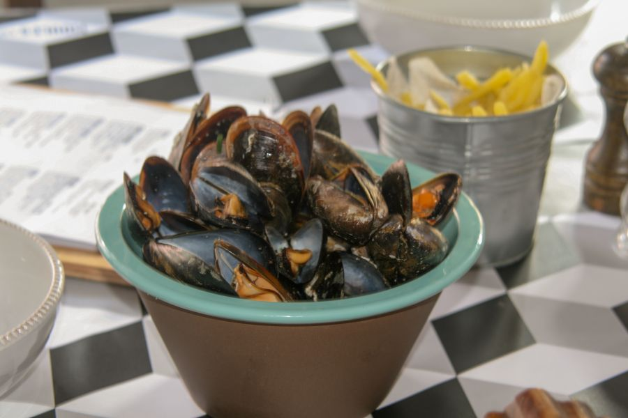 Restaurante Moules & Gin