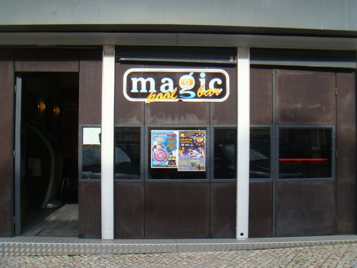 Magic Pool Bar