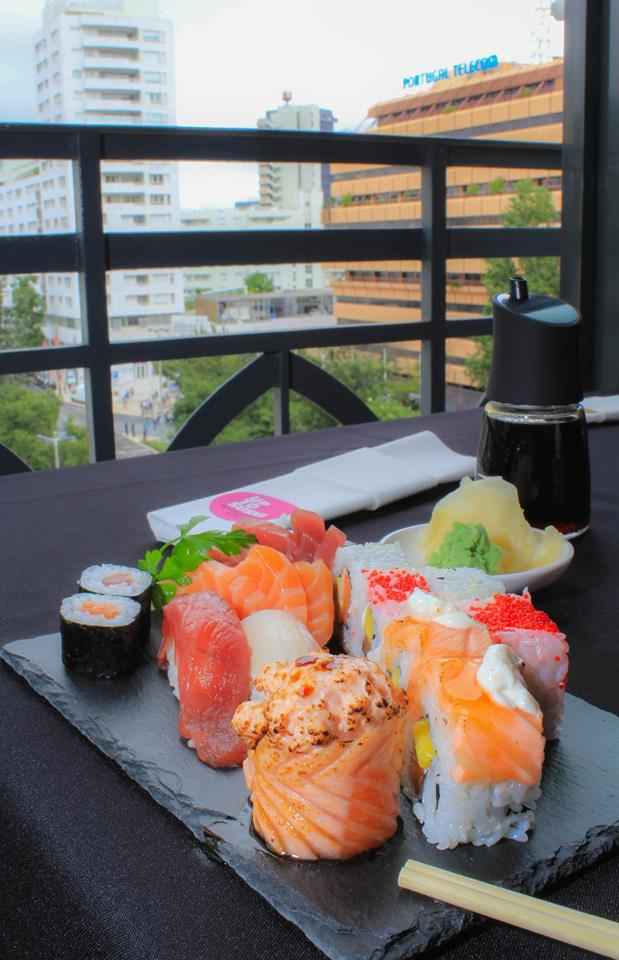 Restaurante Up To Sushi