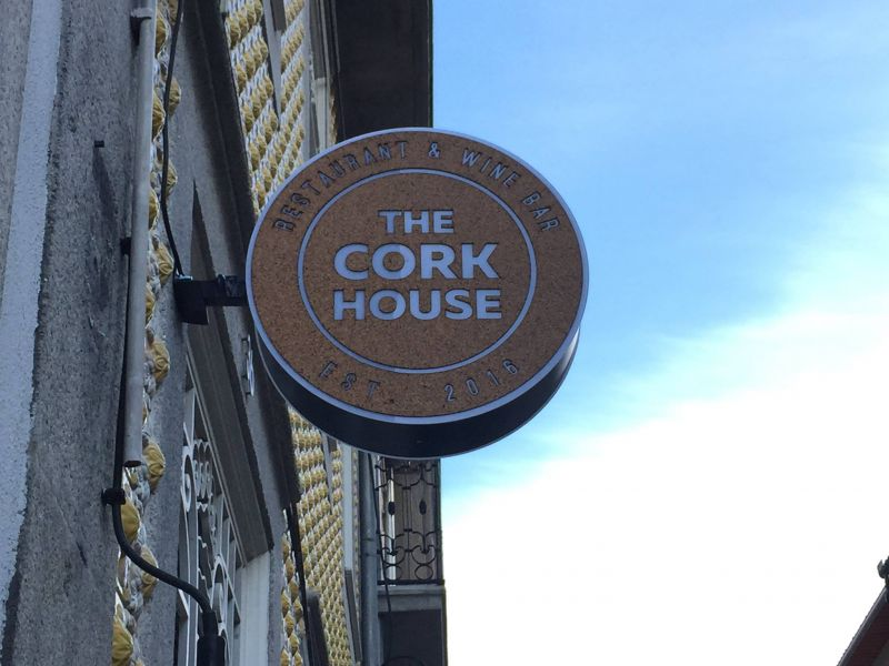 Restaurante The Cork House