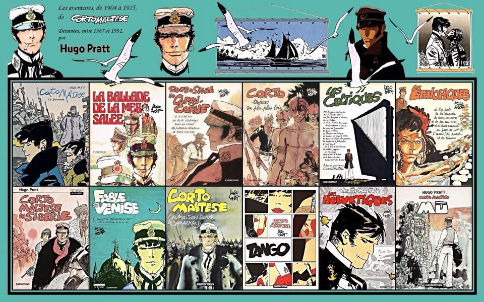 House of Corto Maltese