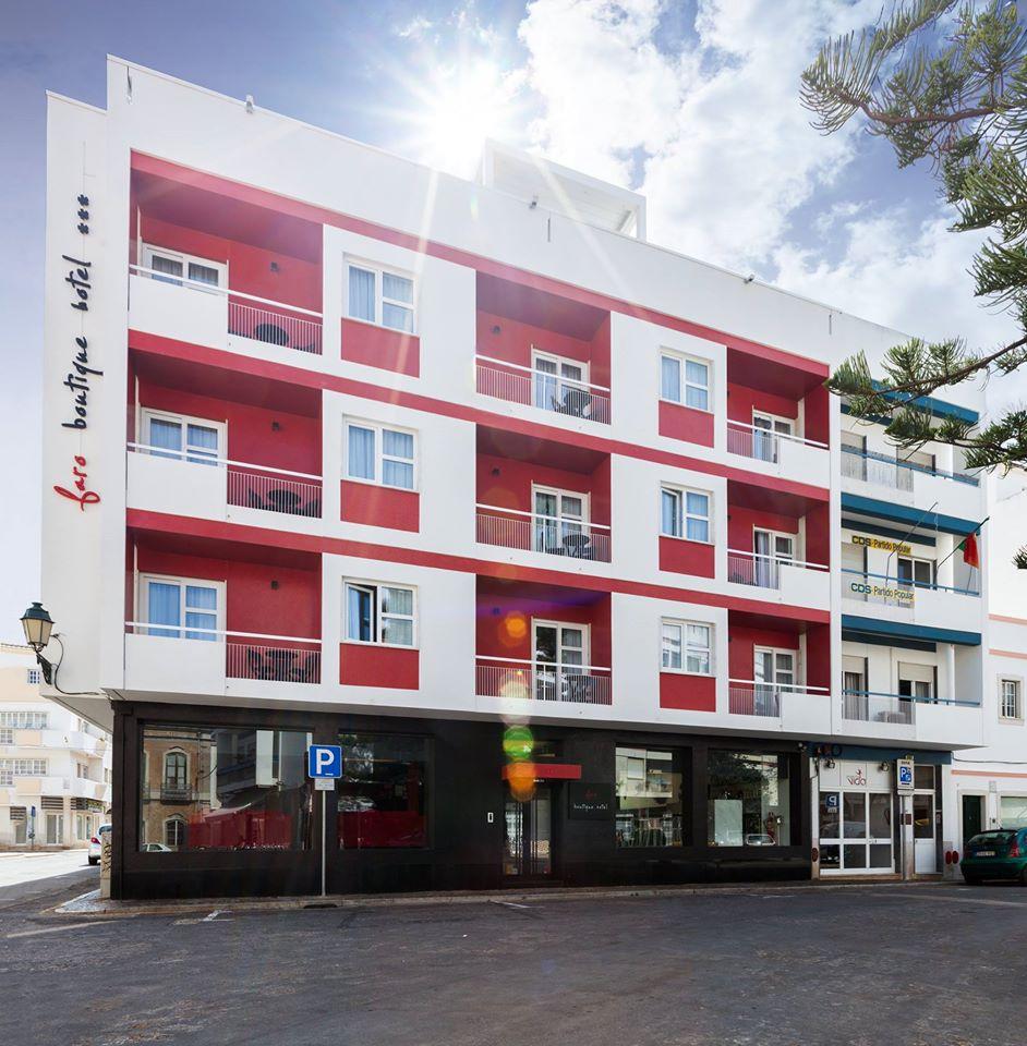 Faro boutique hotel for Boutique hotel faro
