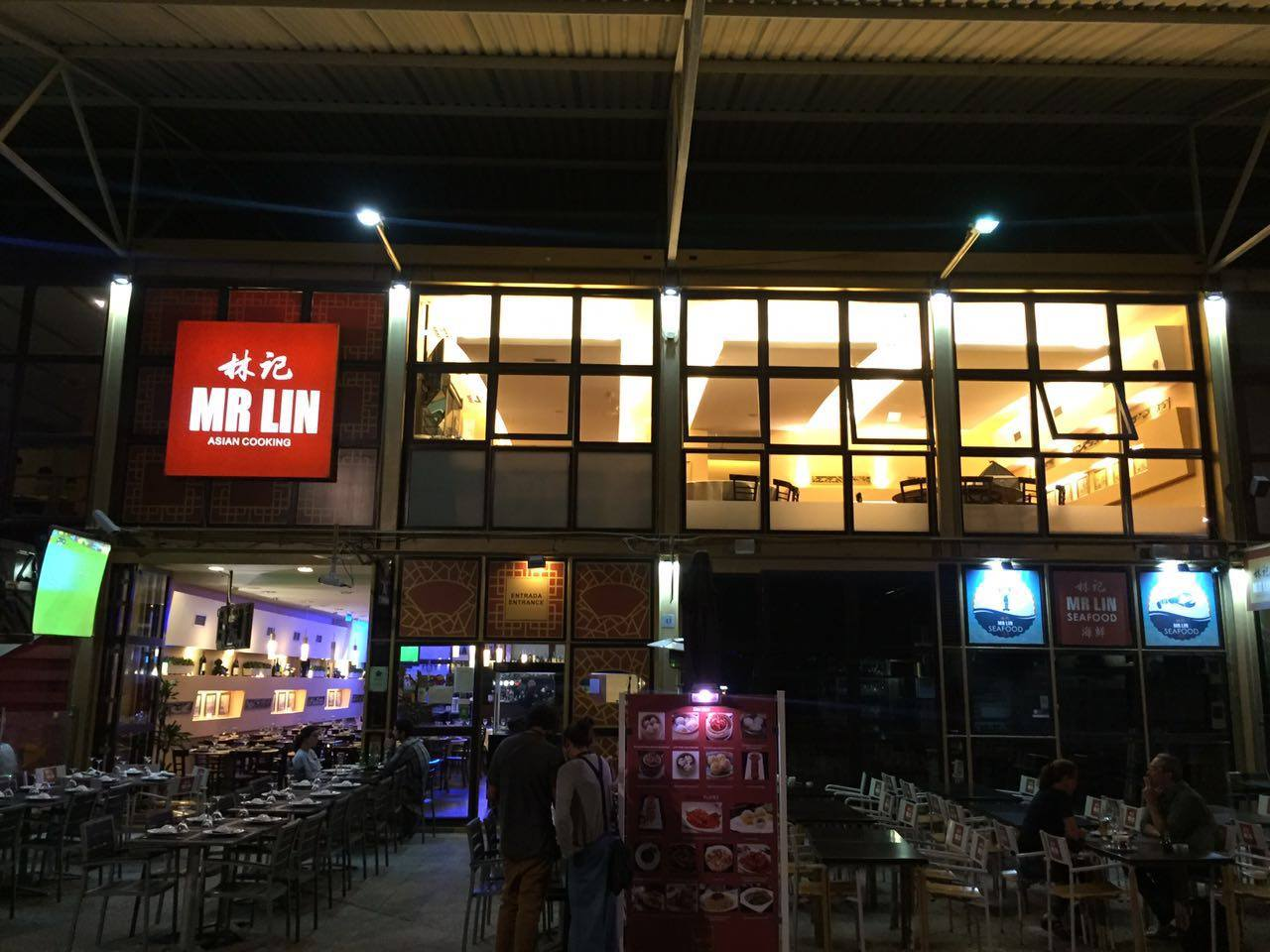 Restaurante Mr. Lin