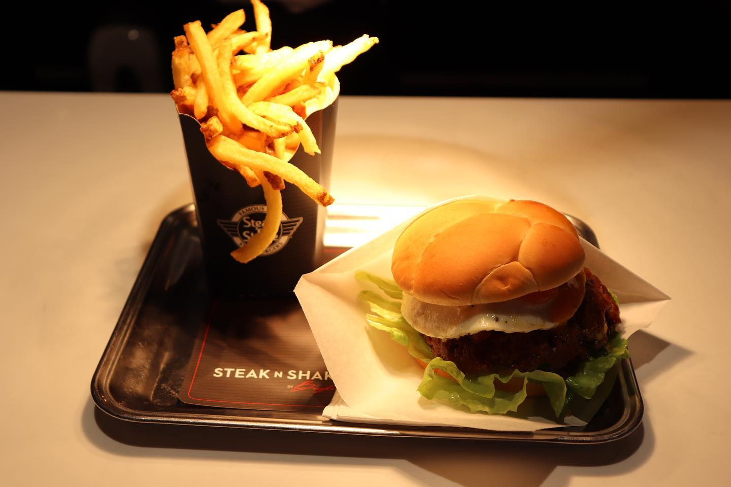 Restaurante Steak ´n Shake