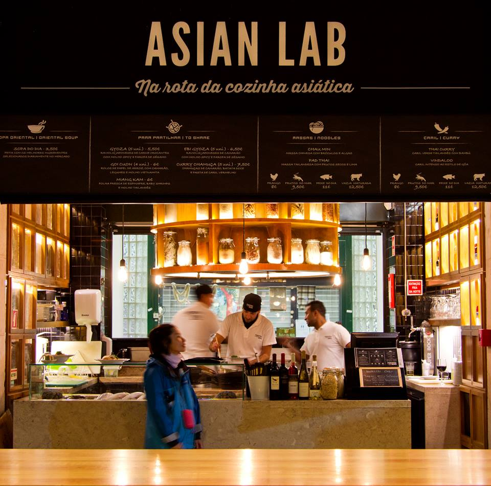 Asian Lab by SushiCafé
