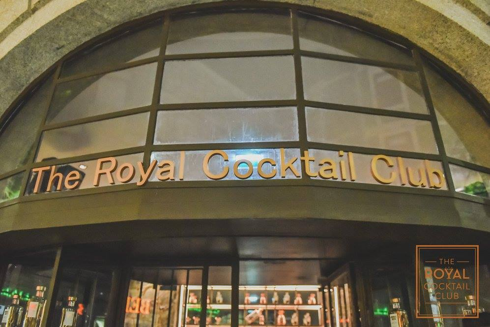 The Royal Cocktail Club