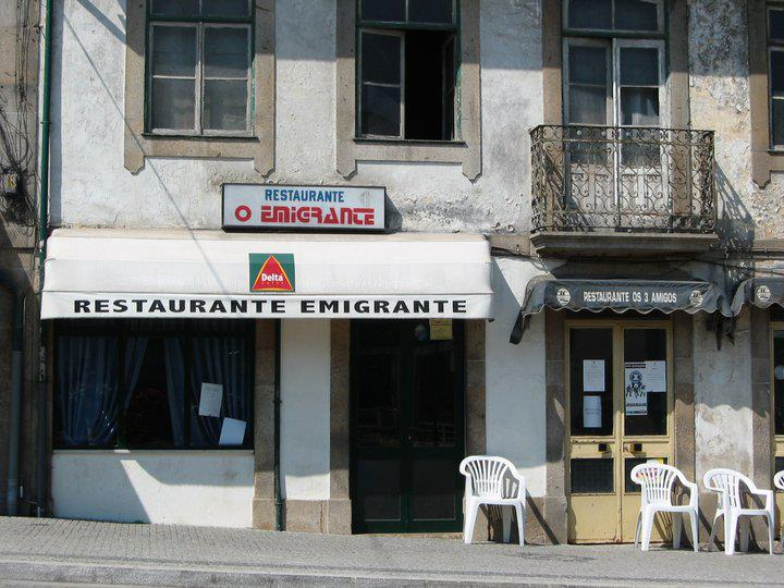Café Central - Restaurante Emigrante